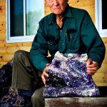 Amethyst Mine Owner Steve Lukinuk