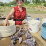 Amethyst Rockhound Panorama Mine Thunder Bay