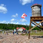 Amethyst fee dig Water tower