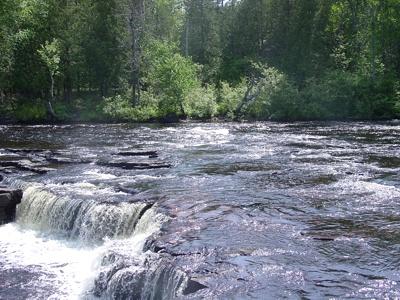 Trowbridge Falls